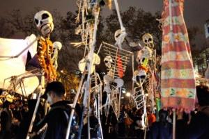 The big Village Halloween Parade