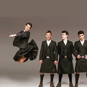 Celtic Thunder, Damian McGinty, Ryan Kelly, Emmet Cahill, Michael O'Dwyer, Neil Byrne