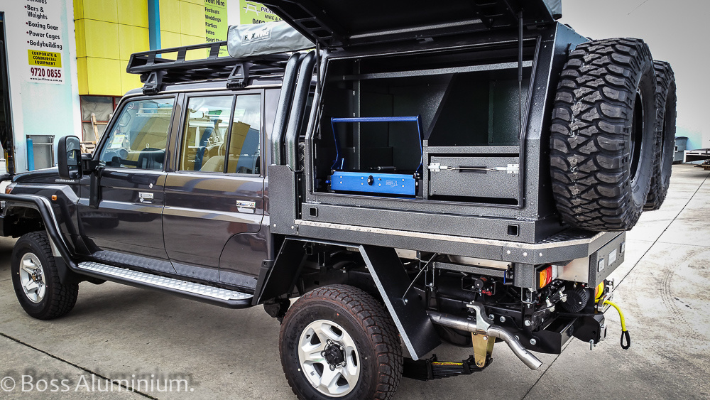 How To Add Functionality To Your Ute With Custom Aluminium