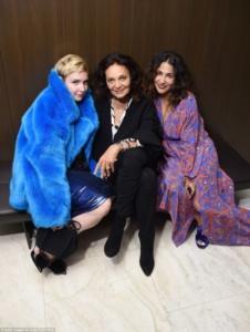 Jenni Konner, Diane Von Furstenberg, Lena Dunham