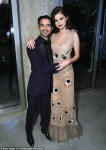 Business of Fashion, Imran Amed, Selena Gomez
