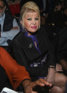 Ivana Trump ,Zang Toi