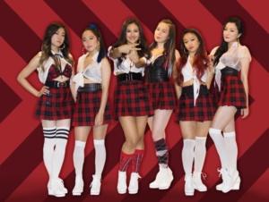 Katie Lee Hill, Julia Abueva, Cathy Ang, Deborah Kim, Susannah Kim, Sun Hye Park, KPOP