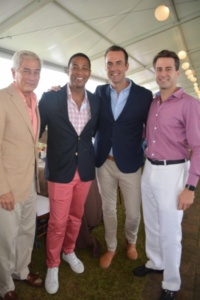 Robert Zimmerman ,Don Lemon, John Byrnes