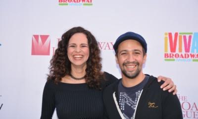 Mandy Gonzalez, Lin Manuel Miranda