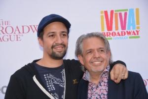 Lin-Manuel Miranda, Luis Miranda