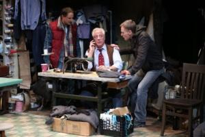 Peter Bradbury, Robert LuPone, Kevin Isola