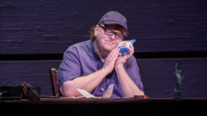 Michael Moore, The Terms of My Surrender