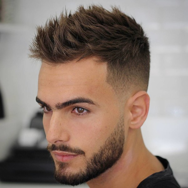 Step Out In Style With The Coolest Mens Haircuts Times Square