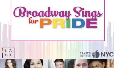Broadway Sings For Pride