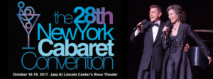 28th New York Cabaret Convention