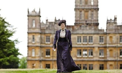 Highclere Castle, West Berkshire – Downton Abbey,