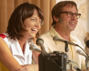 Battle of the Sexes, Emma Stone, Steve Carrell