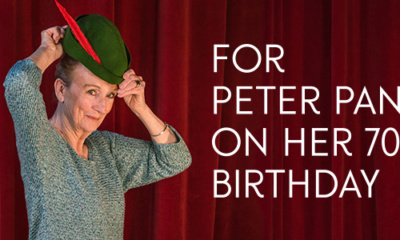 For Peter Pan on Her 70th Birthday, Kathleen Chalfant