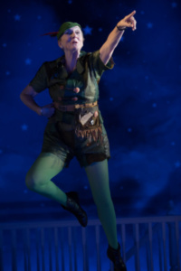 Peter Pan on Her 70th Birthday, Kathleen Chalfant