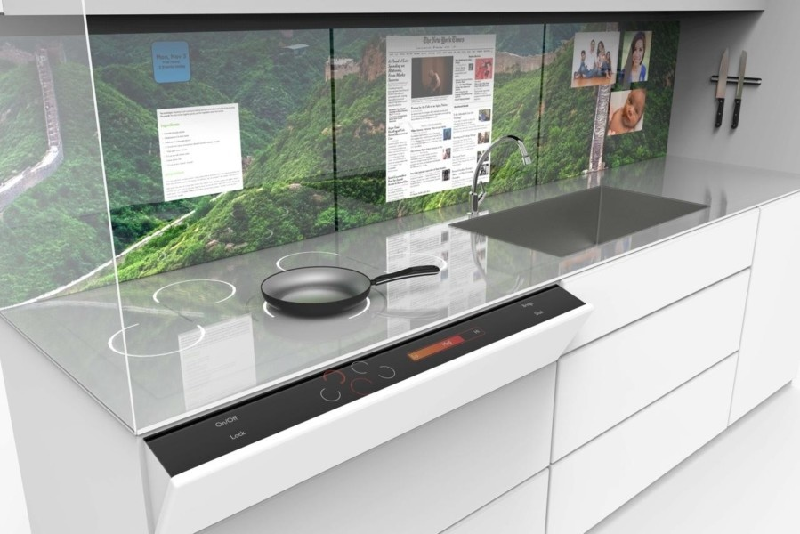 A Smart appliances that will turn your old fashioned kitchen into a smart