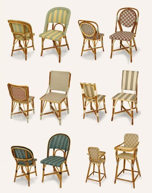 Things To Look For In Café Chairs