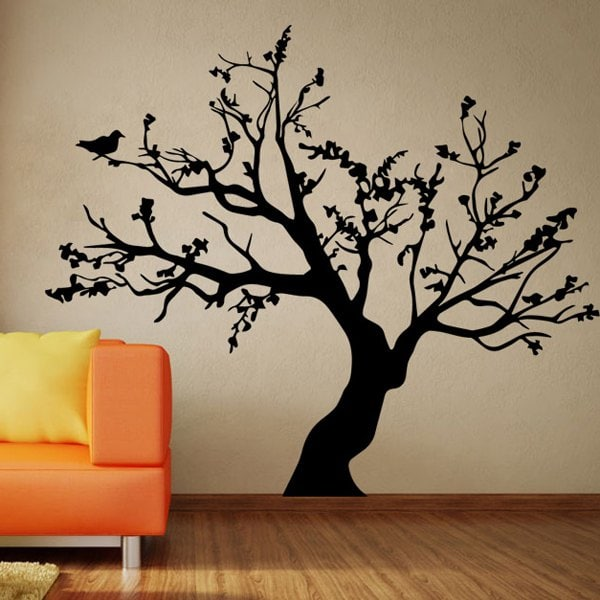 Decorating Your Home With Wall Decals | Times Square Chronicles