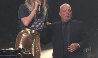 Miley Cyrus, Billy Joel