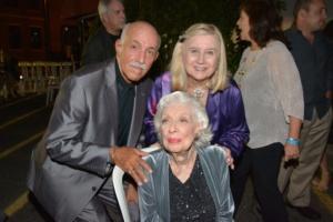 Michael Gachko, Pat Addiss, Joyce Randolph
