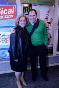 Mary Testa, Richard Kind