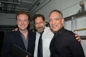 Mark Shanahan, David Staller, Thom Sesma