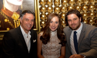 Laura Osnes, Robert Cuccioli, Josh Young
