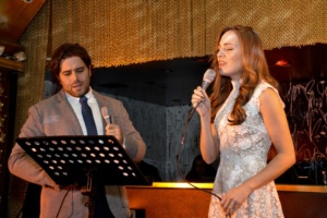Josh Young, Laura Osnes