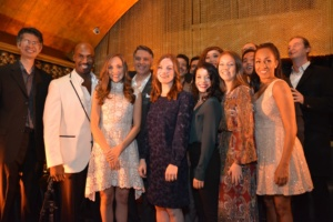 The Cast and Creative Team of Angels