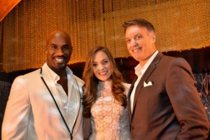 Alan H. Green, Laura Osnes, Robert Cuccioli