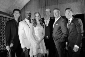 Marcus Cheong, Alan H. Green, Laura Osnes, Richard Fowler