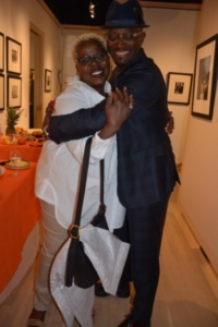 Lillias White, Taye Diggs