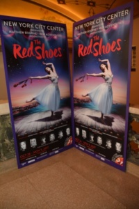 The Red Shoes, New York City Center