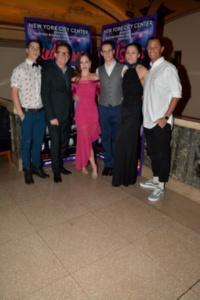 Dominic North, Matthew Bourne, Ashley Shaw, Sam Archer and Glenn Graham