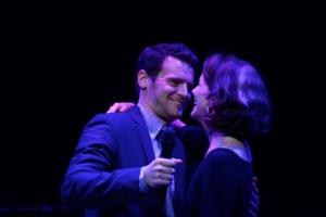 Jonathan Groff, Melissa Gilbert