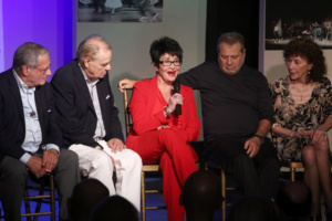 Ronnie Lee, Jaime Sanchez, Chita Rivera, Tony Mordente, Marilyn D'honau