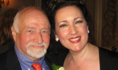 Mario Fratti and Cristina Fontanelli
