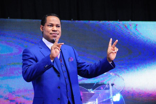 Chris Oyakhilome & The Christ Embassy Empire – Times Square