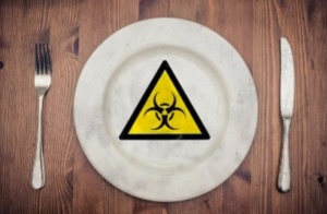 Poisoning plate