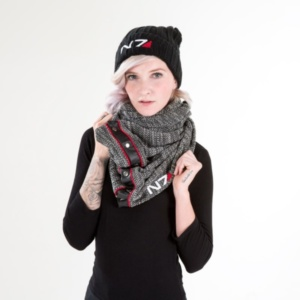 Scarf during Winter Months