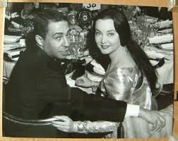 Budd Moss, Carolyn Jones