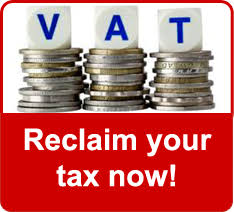 Reclaiming VAT