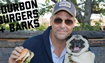 Bourbon + Burgers + Barks