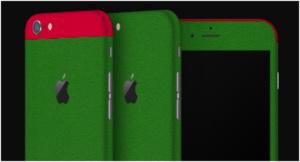 I-Phone skin