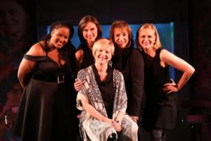 Aneesa Folds, Traci Bair, Dorothy Marcic, Jana Robbins, Haley Swindal