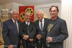 Budd Burton Moss, Joel Grey, Stephen Sorokoff, Richard Thomas