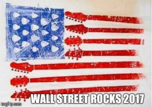 Wall Street Rocks: For Our Heroes