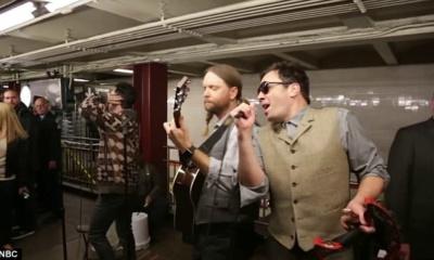 Maroon 5, Jimmy Fallon