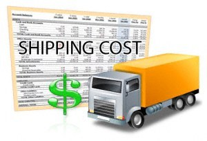 calculating shipping cost