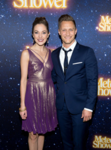 Laura Osnes, Nathan Johnson